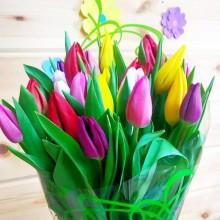 «21 тюльпан»